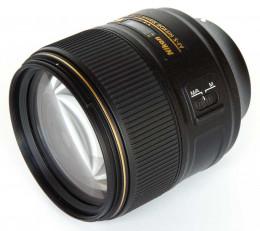 Nikkor 105mm f/1.4 E ED
