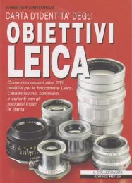 Carta d'identità degli obiettivi Leica