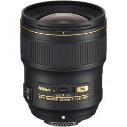 Nikon AF-S Nikkor 28mm f/1.4 E ED