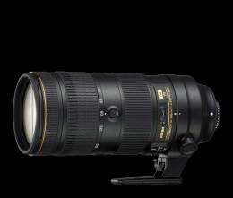 Nikkor 70-200mm f/2.8 E FL ED VR