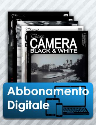 Classic Camera, abbonamento digitale