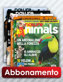 Abbonamento a Nature & Animals