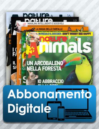 Abbonamento a Nature & Animals digitale