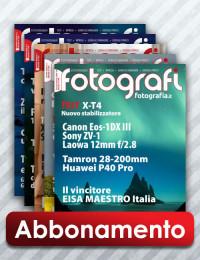 Tutti Fotografi, abbonamento
