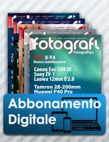 Tutti Fotografi, abbonamento digitale