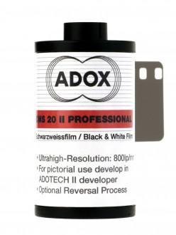 Adox CMS 20 II Pro (formato 135): super-risoluzione