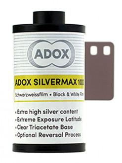 Adox Silvermax (formato 135): il 30% di argento in più