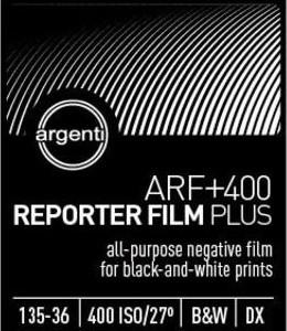 Argenti Reporter Film Plus (ARF +) 400 - 35mm - 36 pose