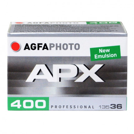 Agfa APX 400 New, 400 ISO