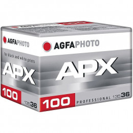 Agfa APX 100 New, 100 ISO