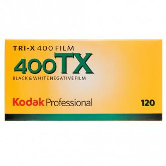 KODAK TriX 400 (formato 120): confezione da 5 pellicole