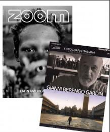 Abbonamento a Zoom + DVD intervista a Gianni Berengo Gardin
