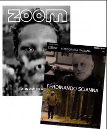 Abbonamento a Zoom + DVD intervista a Ferdinando Scianna