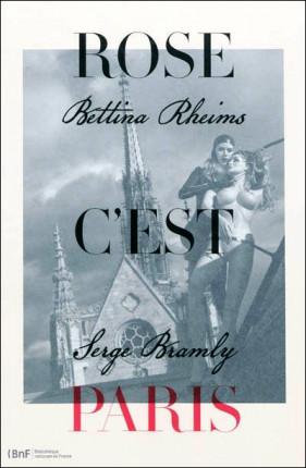 Rose c'est Paris. Bettina Rheims