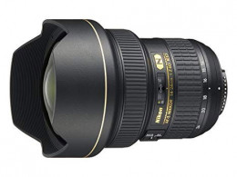 Nikon AF-S Nikkor 14-24mm f/2.8 G ED SWF IF Aspherical