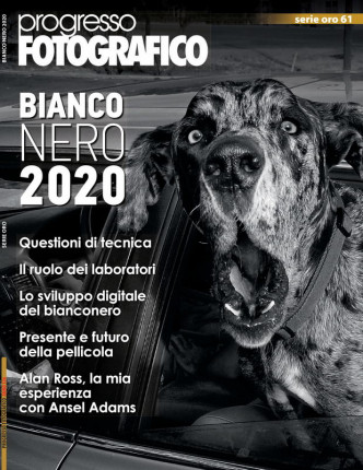 Progresso Fotografico 61: Bianconero 2020