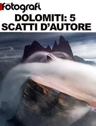 Dolomiti: cinque scatti d'autore