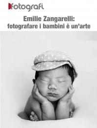 Fotografare i bambini e un'arte: Emilie Zangarelli