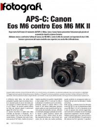 A confronto le due Canon Eos M6 e la prova dell'invarianza ISO. Articolo gratuito