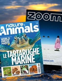 Abbonamento: Nature & Animals e Zoom