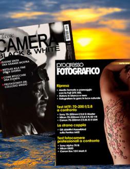 Abbonamento: Progresso Fotografico e Classic Camera
