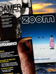 Abbonamento: Progresso Fotografico, Zoom e Classic Camera