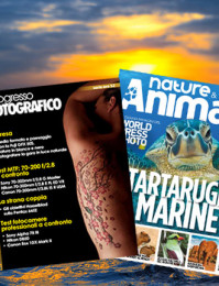 Abbonamento: Nature & Animals e Progresso Fotografico