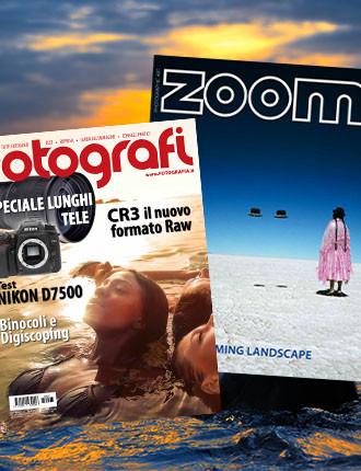 Abbonamento: Tutti Fotografi e Zoom
