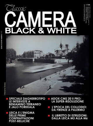 Classic Camera Black&White 109
