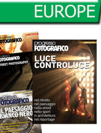 Progresso Fotografico subscription: EUROPE