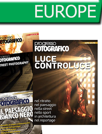 Subscription: EUROPE: Progresso Fotografico