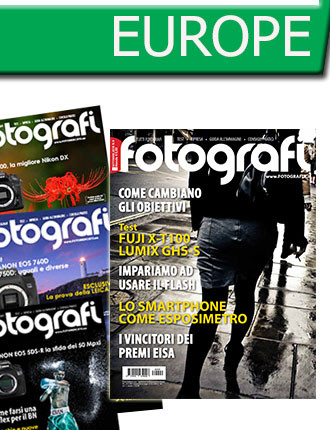 Tutti Fotografi subscription: EUROPE