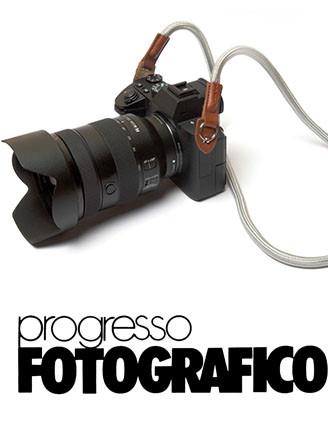 Progresso Fotografico, abbonamento + Cinghia di sicurezza