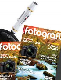 Tutti Fotografi, abbonamento + Lens Cleaner