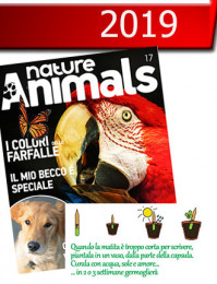 Abbonamento a Nature & Animals con la matita che germoglia