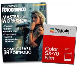 Progresso Fotografico, abbonamento + una confezione di Polaroid SX-70