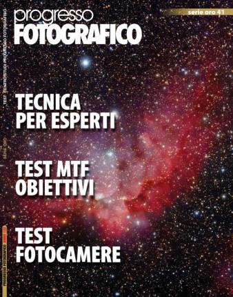 Progresso Fotografico 41: I test di fotocamere e obiettivi