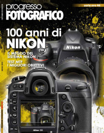 Progresso Fotografico 46: 100 anni di Nikon