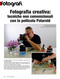 Tecniche creative con la Polaroid. Articolo gratuito