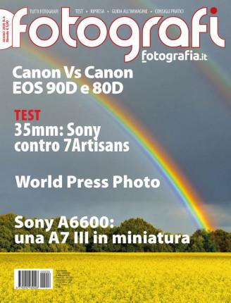 Tutti Fotografi Giugno: Canon, Sony, 7Artisans