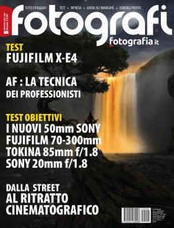 Tutti Fotografi di Maggio: nuovi 50mm Sony, Fuji X-E4