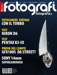 Tutti Fotografi di Giugno: Fotocamere vintage con il turbo, Nikon D6, Pentax K-3 Mark III