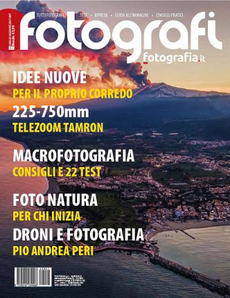 Tutti Fotografi di Luglio: speciale macrofotografia, itinerari fotografici e droni