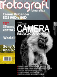 Tutti Fotografi Giugno + Classic Camera B&W 105  (senza spese di spedizione)