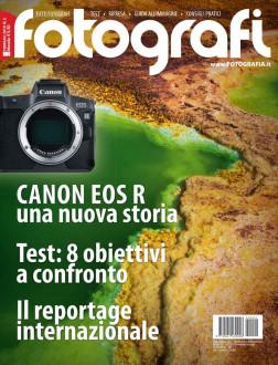Tutti Fotografi Febbraio 2019: Canon Eos R, una nuova storia