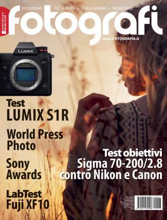Tutti Fotografi Giugno 2019: Panasonic Lumix S1R, la Full Frame professionale che guarda al video