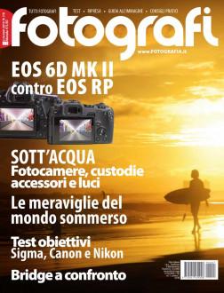 Tutti Fotografi Luglio 2019: Canon Eos 6D Mark II Vs Canon Eos RP