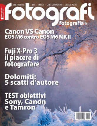 Tutti Fotografi di Gennaio: Canon EOS M6 Vs EOS M6 Mark II