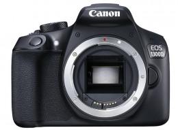 Test Canon Eos 1300D