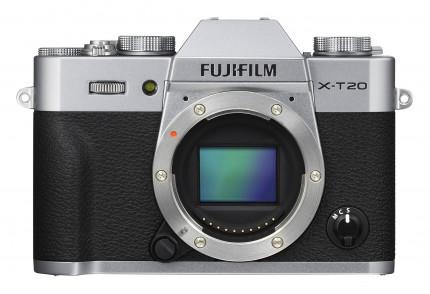 Test Fuji X-T20